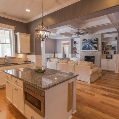Welcome To The River Bluffs Builder Team: Bass Built Custom Homes