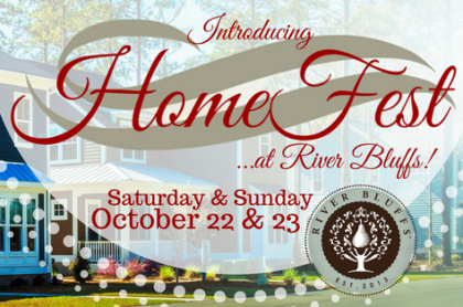 HomeFest at River Bluffs: A Family-Friendly Event