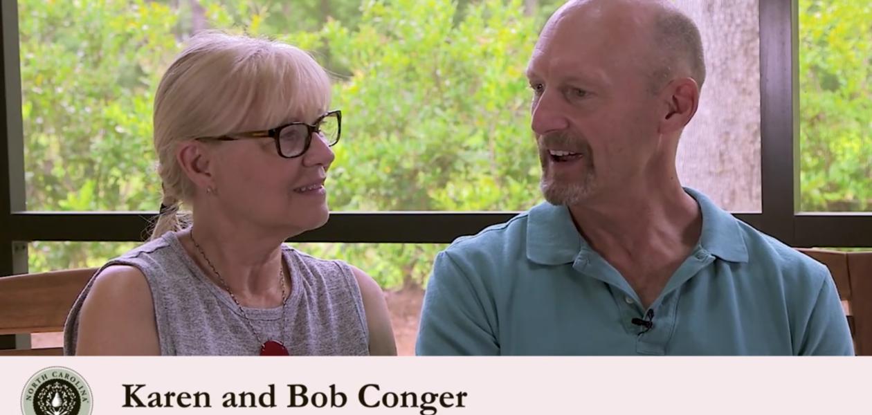 NEW Resident Testimonial: Bob & Karen Conger