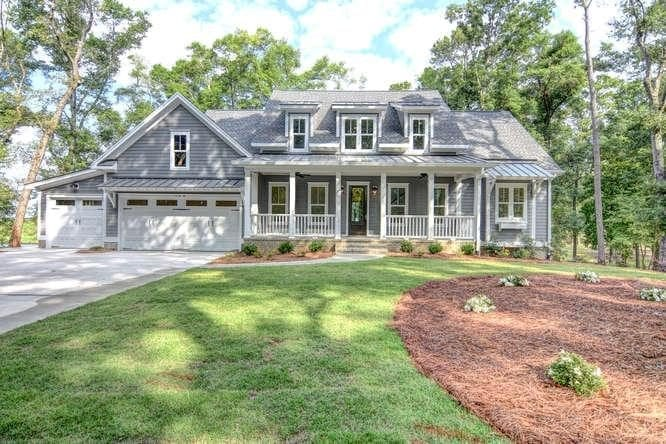 Lot 172 River Bluffs   River Front Home