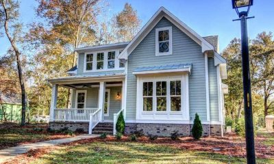 Vahue Building Corp. | Cape Fear | Lot 7 River Bluffs