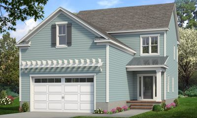 Herrington Classic Homes | Cottage Park | The Kingfisher | Option A & B