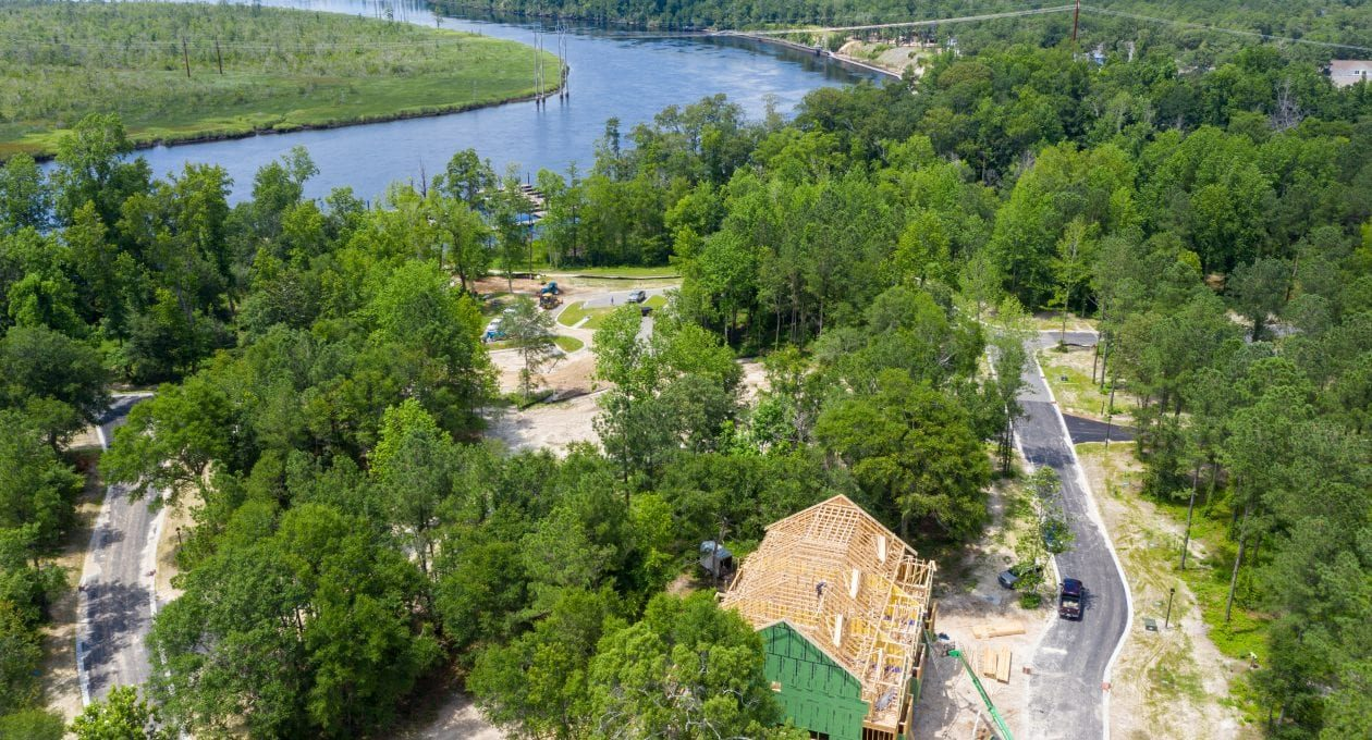 Build Your Custom Home at River Bluffs
