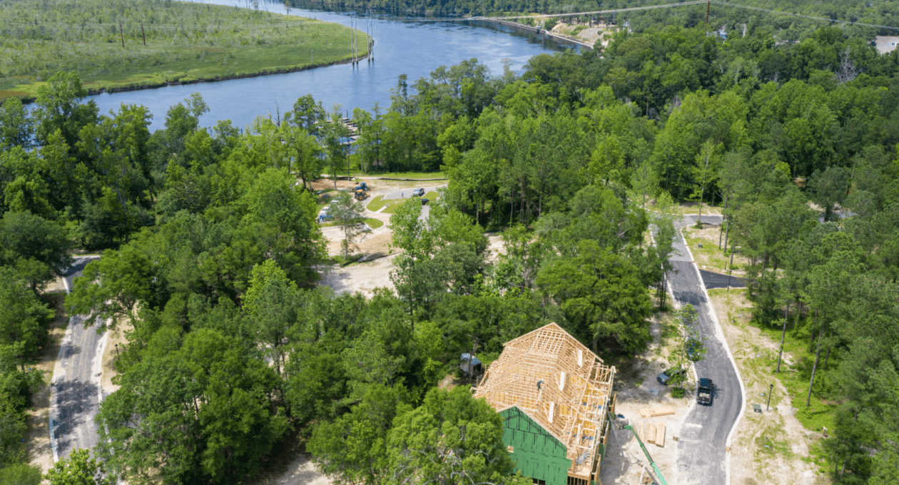 Update: New River Bluffs Townhomes: Mariners Watch