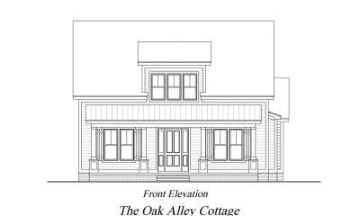 Charter Building Group | Oak Alley Cottage