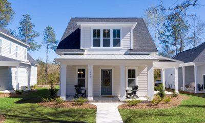 Herrington Classic Homes-Cottage Park | The Osprey | Option A & B
