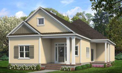 Herrington Classic Homes-Cottage Park | Oyster Catcher | Option A & B