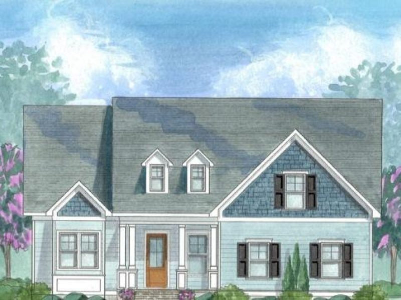 Herrington Classic Homes | Hibiscus