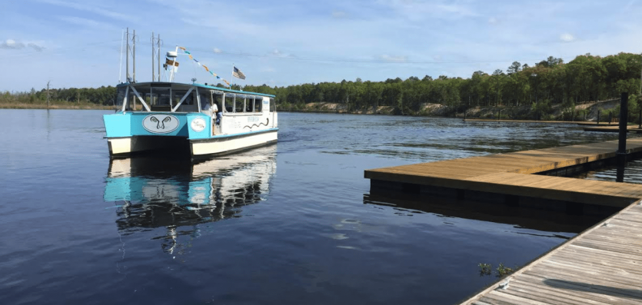 Recap: River Bluffs Historical Cruise with Chris Fonvielle