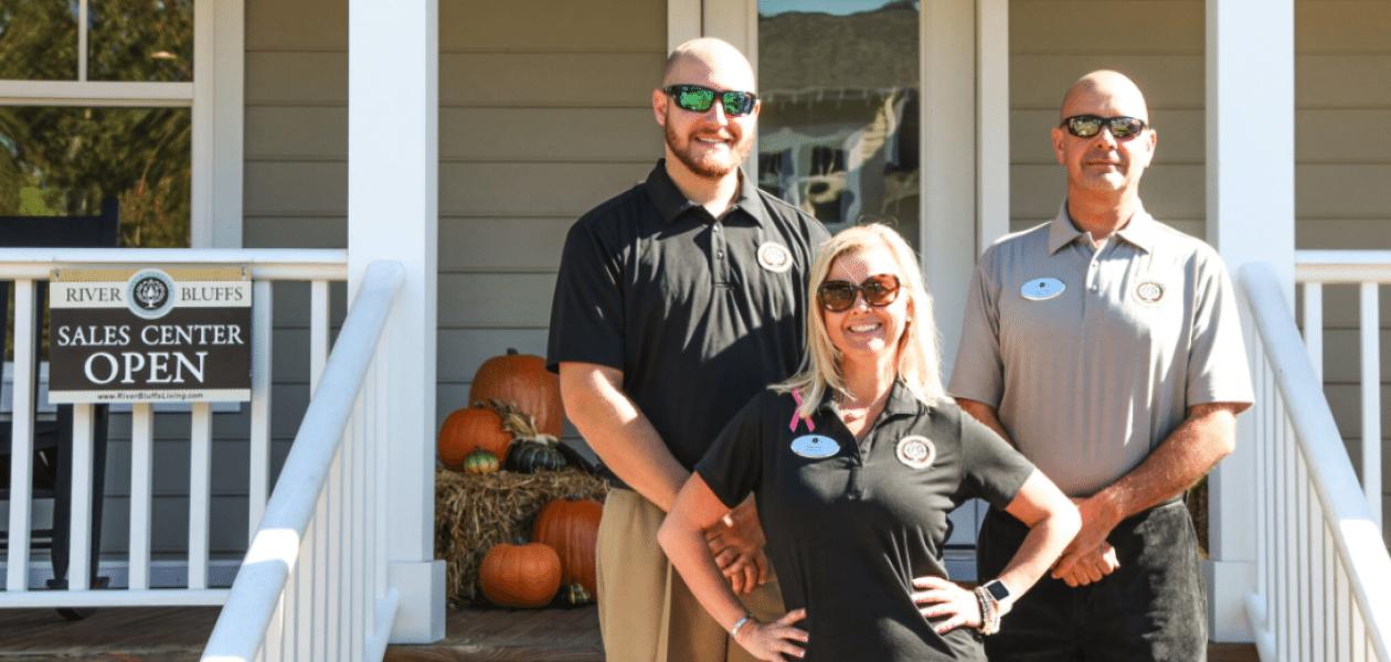 River Bluffs Sales Team Spotlight