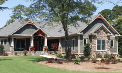 Stone Built Construction | The Hickory | Country Club Series