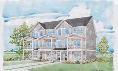 Townhome Unit A | The Top Sail